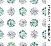 tribal ethnic seamless pattern. ... | Shutterstock .eps vector #373704625
