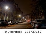 Strsburg Night City  Roadway  ...