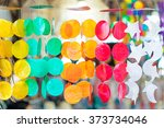 Abstract Background. Colorful...