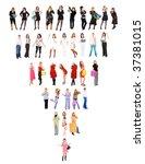 group | Shutterstock . vector #37381015