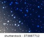 Seamless Magic Night Sky Star...