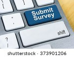 written word submit survey on...