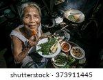 Senior Women Cooking The...
