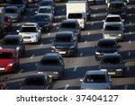 urban traffic | Shutterstock . vector #37404127