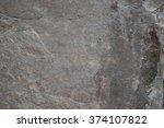 Close Up Gray Rock Texture...