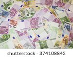 Scattered Euro Currency...