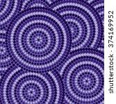 Abstract Aboriginal Dot...