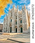 Duomo Of Milan   Milan...