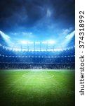 stadium | Shutterstock . vector #374318992