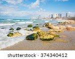 tel aviv  israel   march 2 ... | Shutterstock . vector #374340412