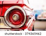 classic car | Shutterstock . vector #374365462