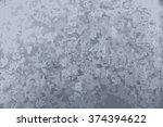 metal  sheet roofing.... | Shutterstock .eps vector #374394622