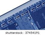 printed circuit | Shutterstock . vector #37454191