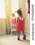 Little Girl Child Fashionista...