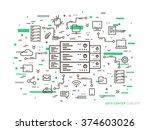 Linear Data Center  Server Par...