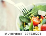 healthy eating  dieting ... | Shutterstock . vector #374635276