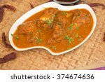 Small photo of Fish ambot tik is a curry in which fish is cooked with spicy masala and served with steamed rice or roti.