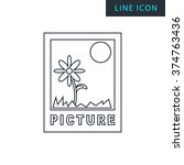 modern thin line icon of...