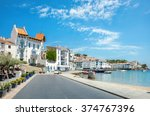Embankment In Cadaques On...