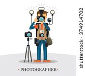 super equipment photographer ...