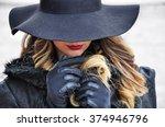 lady b | Shutterstock . vector #374946796