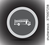 bus  icon   vector illustration....