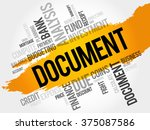 document word cloud  business