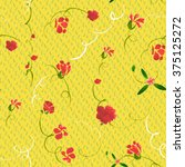 Seamless Raster Pattern With...