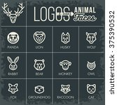 Minimalistic Logos And Icons O...