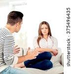 therapist. | Shutterstock . vector #375496435