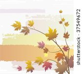 autumn | Shutterstock .eps vector #37549672