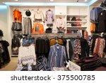 hong kong   january 27  2016 ... | Shutterstock . vector #375500785