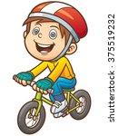 vector illustration of cartoon... | Shutterstock .eps vector #375519232