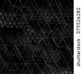 dark neutral abstract graphic...   Shutterstock . vector #375526282