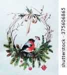 gift card           | Shutterstock . vector #375606865