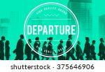 departure departing depart... | Shutterstock . vector #375646906