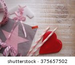 baby shower | Shutterstock . vector #375657502