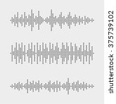 abstract flat design vector... | Shutterstock .eps vector #375739102