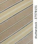 Retro Striped Paper Closeup....