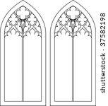 window 4 | Shutterstock . vector #37582198