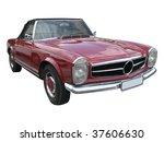 old car | Shutterstock . vector #37606630