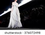 fashion show  catwalk runway... | Shutterstock . vector #376072498