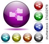 set of color shared folders...