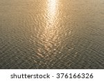 Water Waves Of Lake On Sunlight
