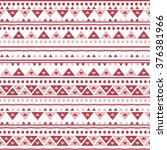 geometry vector pattern. ethnic ...   Shutterstock .eps vector #376381966