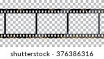vector film strip | Shutterstock .eps vector #376386316