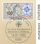 germany   circa 1993  a  first... | Shutterstock . vector #376392388