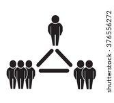 people icon illustration design  | Shutterstock .eps vector #376556272