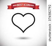 heart icon vector  heart icon...