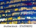 business office building in... | Shutterstock . vector #376598092